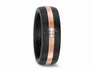 Carbon and RoseGold-59318/003/002/N556